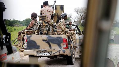 Nigeria army announces surrender of 26 Boko Haram fighters