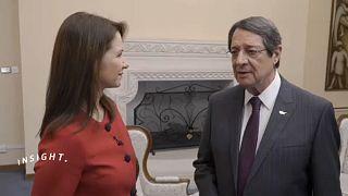 A ciprusi elnök újrakezdené a béketárgyalásokat