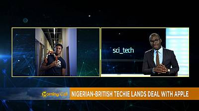Nigerian-British techie lands deal with Apple [Sci Tech]