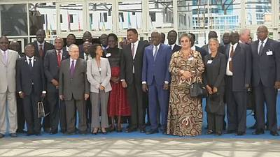 Fresh peace talks begin in Addis Ababa to end South Sudan civil war