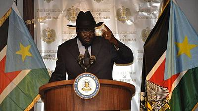South Sudan says U.S. arms sanctions 'unhealthy and irresponsible'
