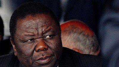 Zimbabwe : l'état de santé de l'opposant Morgan Tsvangirai jugé critique