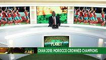 Le Maroc décroche le titre lors du Championnat d'Afrique des Nations 2018 [Football Planet]