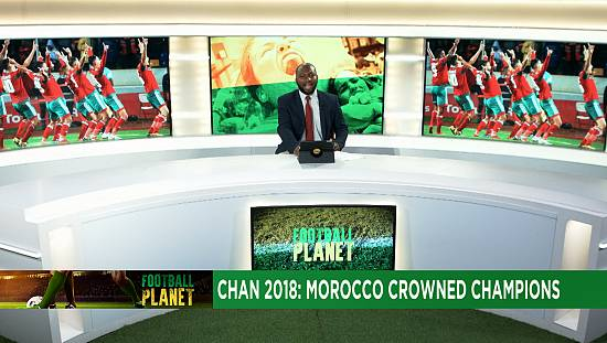 CHAN 2018: Morocco crowned champions [Football Planet]