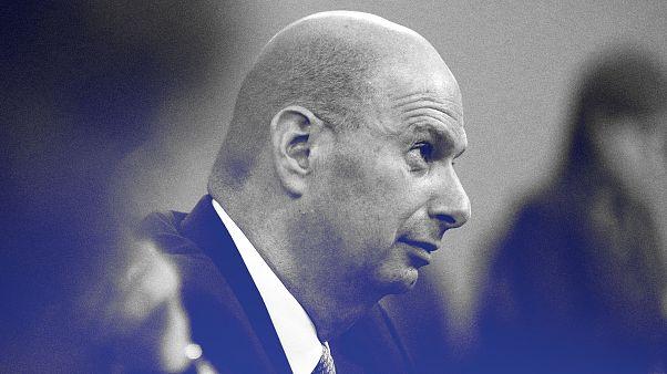 Image: Ambassador to the European Union Gordon Sondland testifies before th