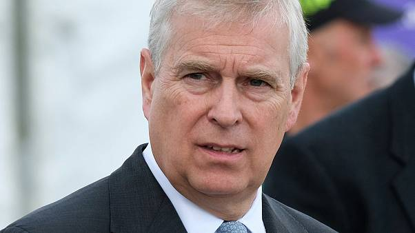 Prince Andrew, Duke of York, visits the Great Yorkshire Show on July 11, 20