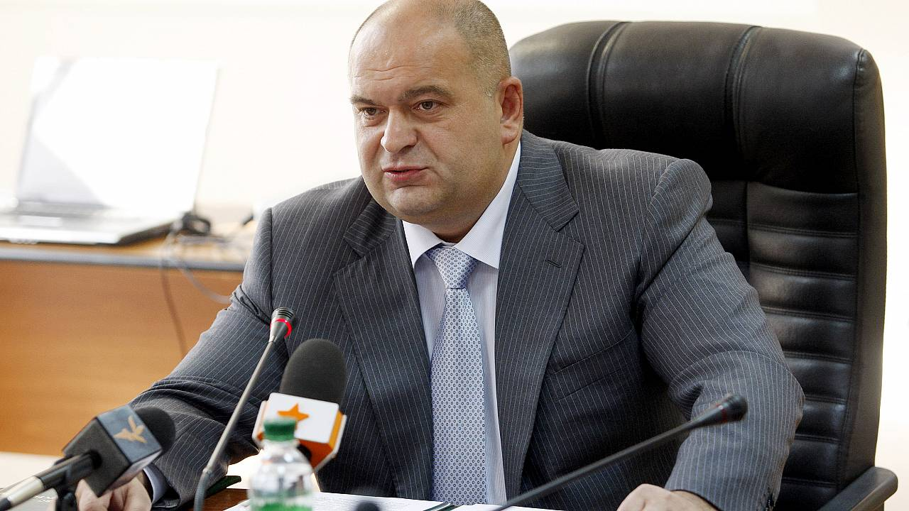 Ukrainian businessman and founder of the Burisma Holdings