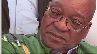 Afrique du sud: le discours à la nation du président Zuma, reporté