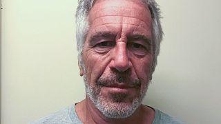 Image: Jeffrey Epstein in 2017