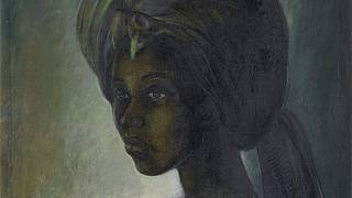 Tutu, peinture mythique disparue du Nigeria, retrouvée dans un appartement à Londres