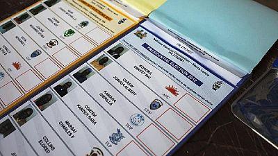 Début de la campagne électorale en Sierra Leone