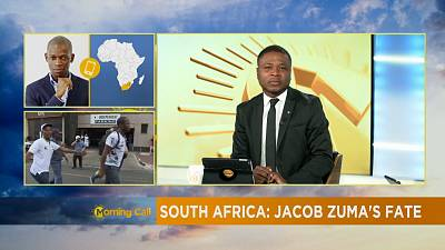 ANC to decide Jacob Zuma's fate [The Morning Call]