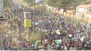 Soudan du Sud : manifestations contre les États-Unis