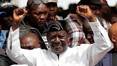 Kenya : Kenyatta incapable d'arrêter Odinga ?