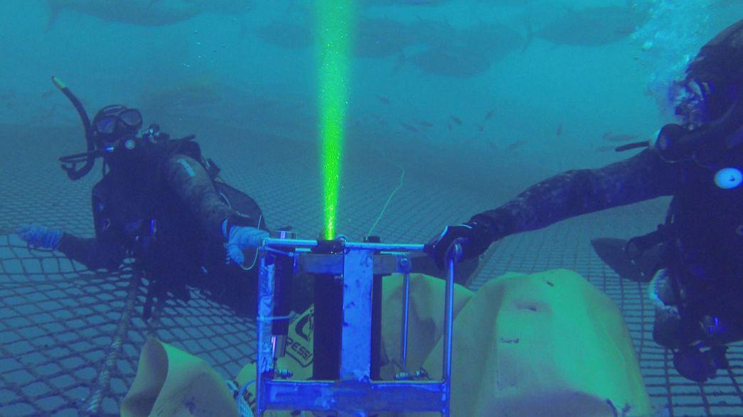 Denizaltı kameralarda devrim niteliğinde gelişme