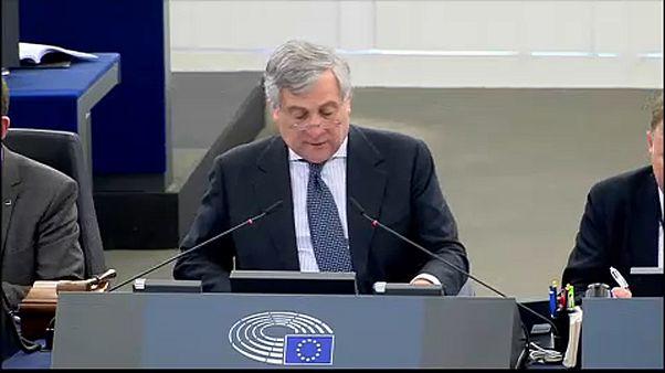 Eurodeputados rejeitam listas transnacionais nas eleições de 2019