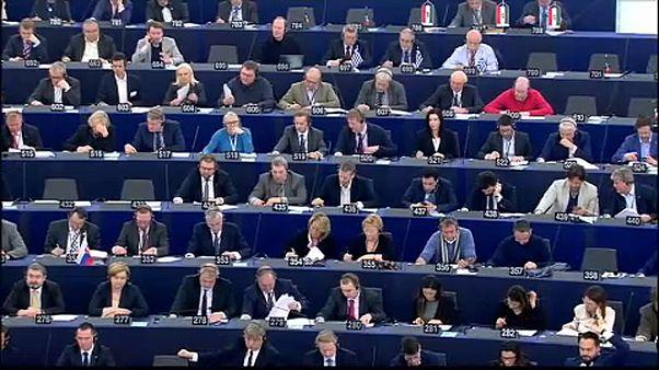 El voto del Eurocámara en contra de las listas transnacionales y la destitución de uno de sus vicepresidentes en los breves de Bruselas