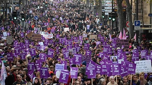 Image result for Thousands in Brussels protest violence against women