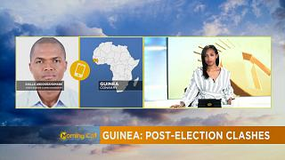 Guinée : heurts post-électoraux [The Morning Call]