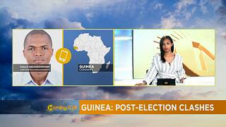 Post local election violence recorded in Guinea [The Morning Call]