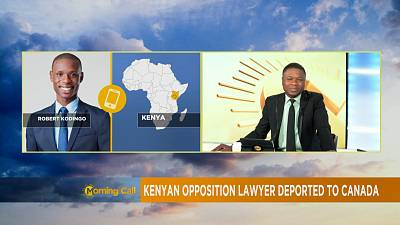Kenya : un avocat opposant extradé au Canada [The Morning Call]
