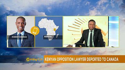 Kenya: un avocat opposant extradé au Canada [The Morning Call]