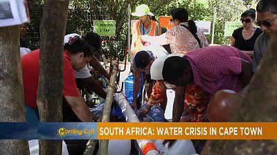 Pénurie d'eau à Cape Town [Grand Angle]