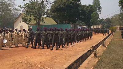 Centrafrique : des ex-rebelles intégrés dans l'armée