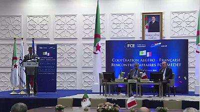 Création d'un conseil d'affaires algéro-français