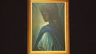 Lagos art lovers to bid for long-lost masterpiece found in London