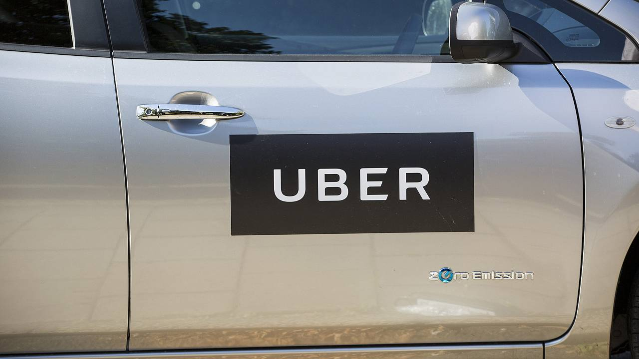 Image: A decision on whether to renew Uber's London operating licence will
