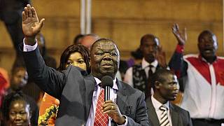 Tsvangirai's choice of interim party leader is contested
