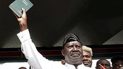 The aftermath of Raila Odinga's 'inauguration'