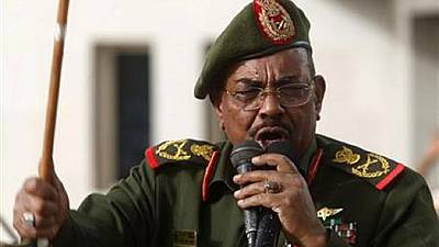 Russia to strengthen Sudan's military, says Bashir