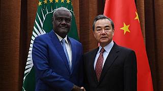 A.U. has no secret files, nothing for China to spy on - Faki Mahamat