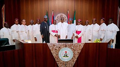 Buhari meets Catholic bishops over farmers - herders clashes