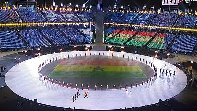 Korean alphabet offers Ghana, Nigeria, SA early entrance at Winter Olympics