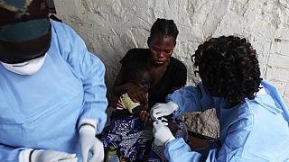Workers in Zambia strike over cholera 'risk allowance' dispute