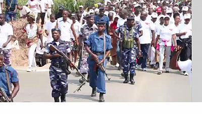 Burundi : des manifestants dans la rue après un rapport de l'ONU
