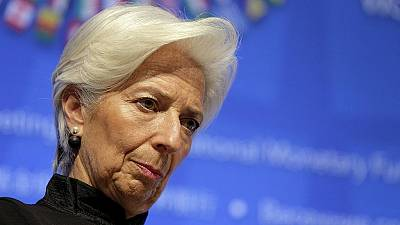 Market swings not worrying, but reforms still needed - IMF boss