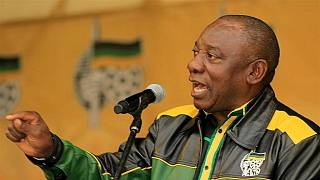 """Afrique du Sud : Cyril Ramaphosa promet de juger """"les personnes corrompues"""""""