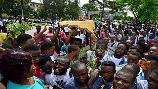 """Niger : nouvelle manifestation contre la loi de finances jugée """"antisociale"""""""