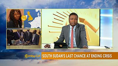 South Sudan's last chance at ending crisis [The Morning Call]