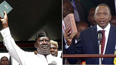 Kenya : des ambassades occidentales enjoignent Odinga de reconnaître l'élection de Kenyatta