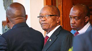 """Afrique du Sud : réunion d'urgence de l'ANC pour """"finaliser"""" le départ de Zuma"""