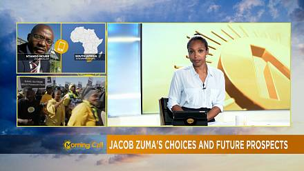 ANC to finalize talks on Zuma's future [The Morning Call]