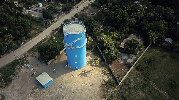 Água potável: o Haiti depois do sismo de 2010