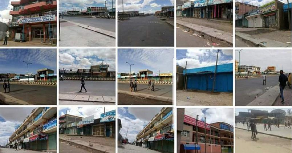 Ethiopia's Oromia region at standstill as 3-day social shutdown kicks off