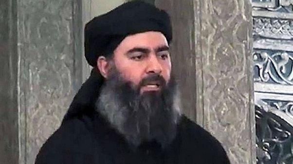 """البغدادي """"يعيش أيامه الأخيرة"""" في شرق سوريا"""