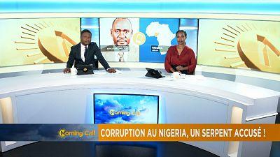 Corruption au Nigeria, un serpent qui engloutit l'argent !